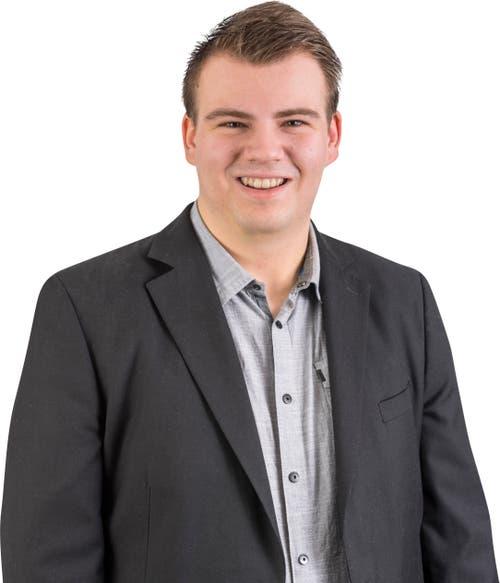 Sandro Bucher, 21, Doppleschwand.
