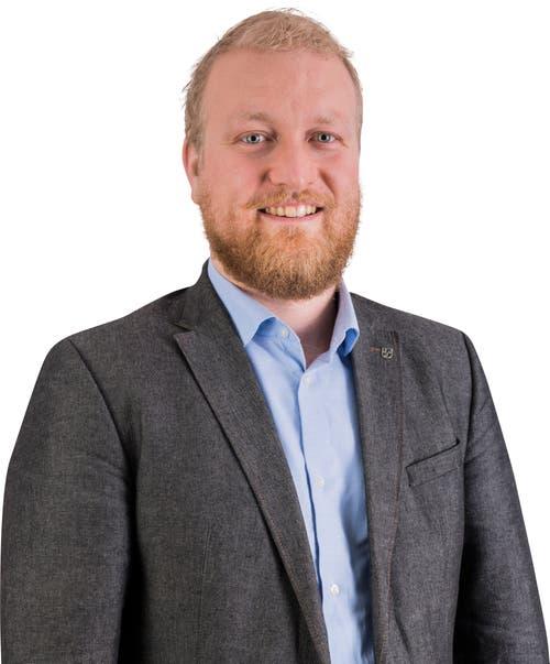 Tobias Käch, 33, Emmen.
