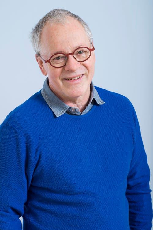 Roland Brunner, 66, Römerswil.
