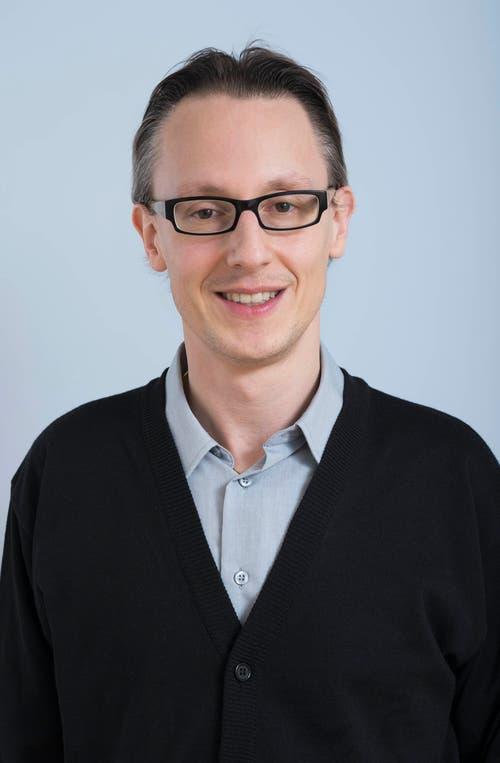 Markus Tschudi, 40, Sursee.