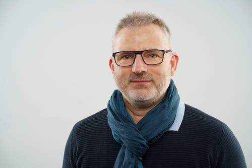 Markus Schillimat, 52, Sursee.