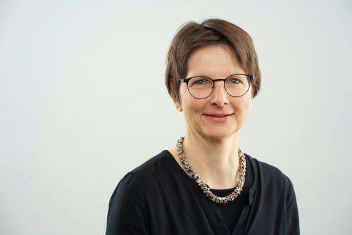 Katharina Neff, 50, Sursee.