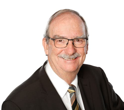 Hans Jörg Hauser, 72, Eich.