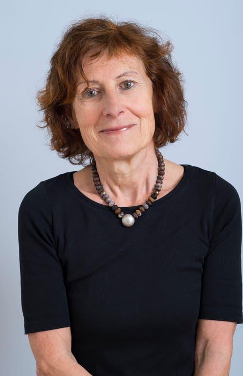 Ursula Bachmann, 64, Willisau.