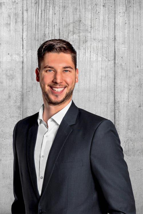 Andreas Bärtschi, 26, Altishofen.