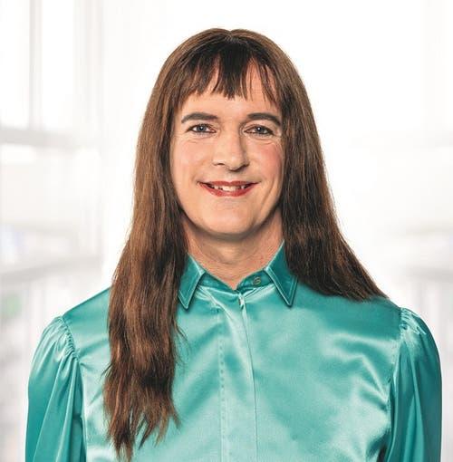 Stefanie Stalder, 49, Grosswangen.