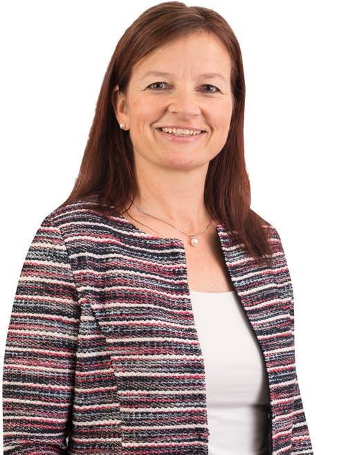 Priska Wismer-Felder (bisher), 48, Rickenbach.