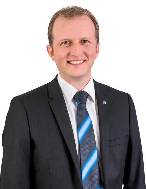 André Aregger, 41, Ufhusen.