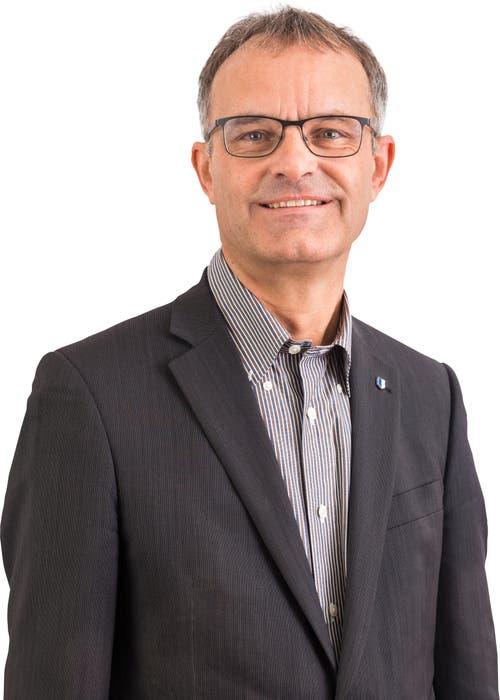 Franz Bucher (bisher), 56, Baldegg.