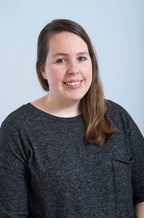 Jasmin Stangl, 28, Emmenbrücke.