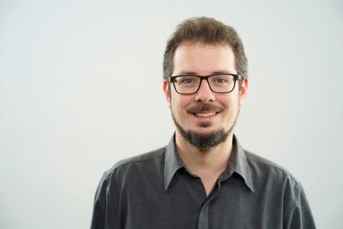 Andreas Kappeler, 35, Emmen.