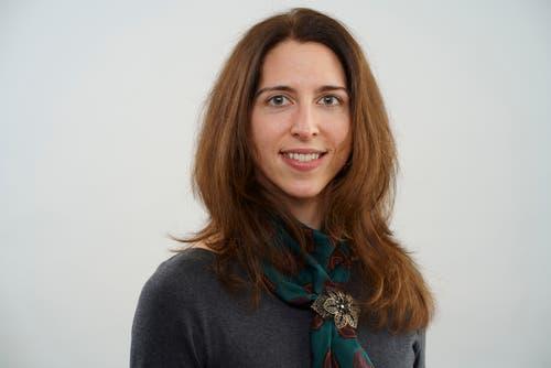 Gina Mühlebach, 27, Grosswangen.