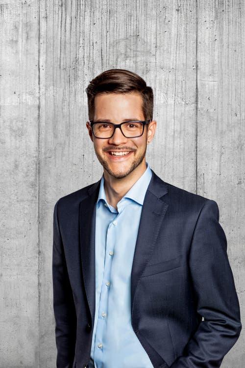 Dominik Marti, 30, Emmenbrücke.