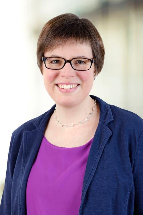 Stefanie Reinmann, 37, Sempach.