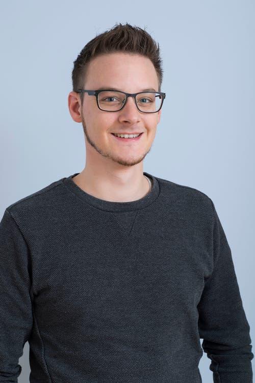 Roger Lang, 27, Emmenbrücke.