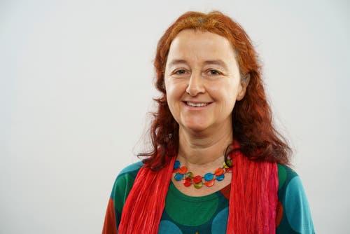 Elena Lustenberger, 50, Emmen.