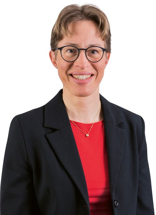 Alexandra Lehmann, 44, Oberkirch.