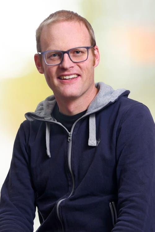 Christian Schmitter, 42, Sursee.