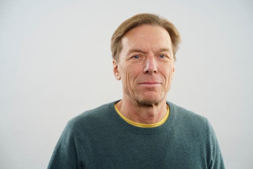 Andi Rieser, 65, Steinhuserberg.