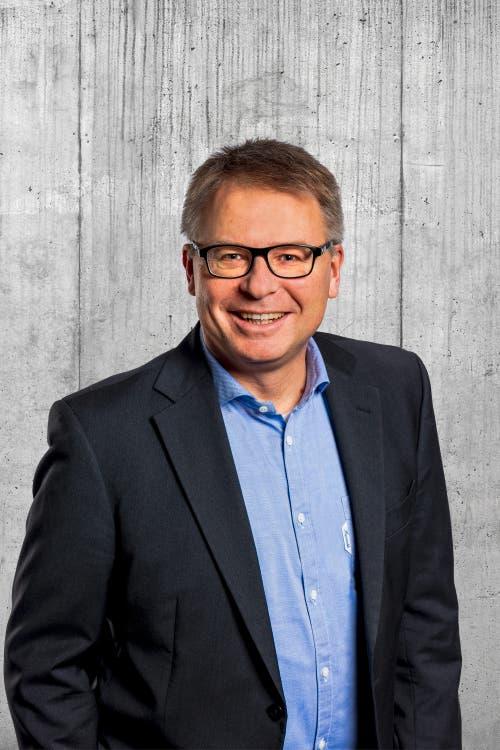 Martin Huber, 53, Entlebuch.