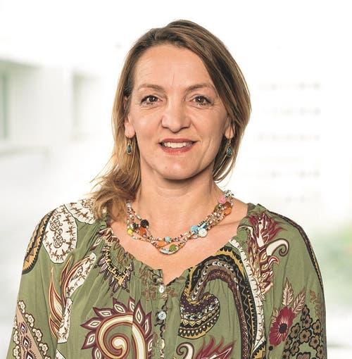 Isolde Schennach, 52, Hämikon.