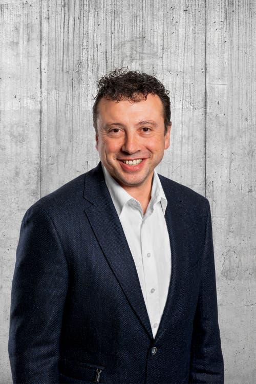 Gerardo Cicchetti, 51, Hochdorf.