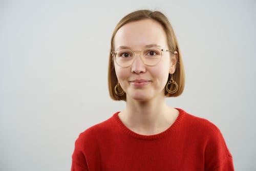 Salome Konzett, 22, Sursee.