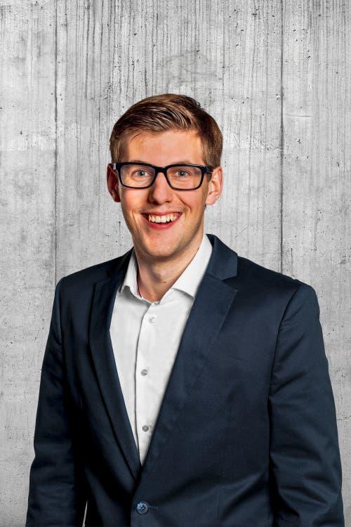 Joel Közle, 23, Hochdorf.