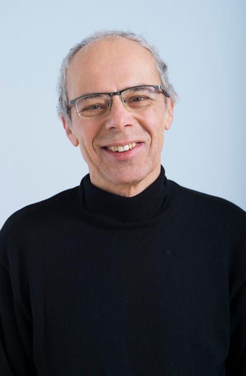 Ernst Peter Sandmeier, 60, Emmen.