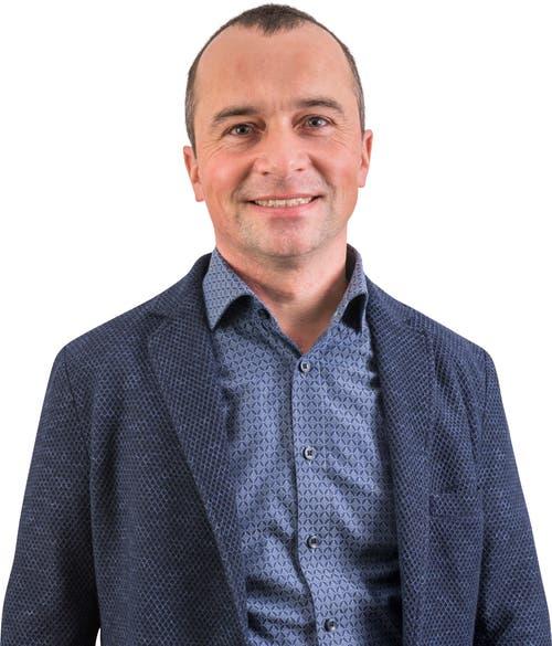Adrian Zemp, 42, Ebnet.