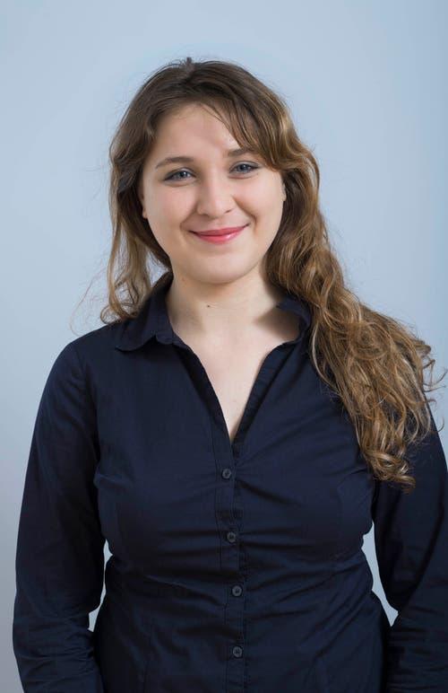 Ariane Ammann, 18, Wikon.