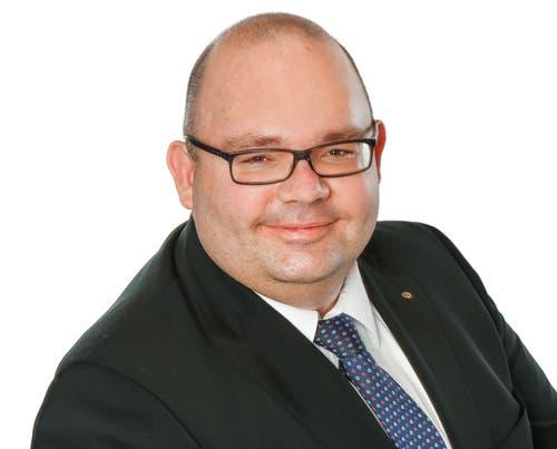 Armin Hartmann (bisher), 42, Schlierbach.