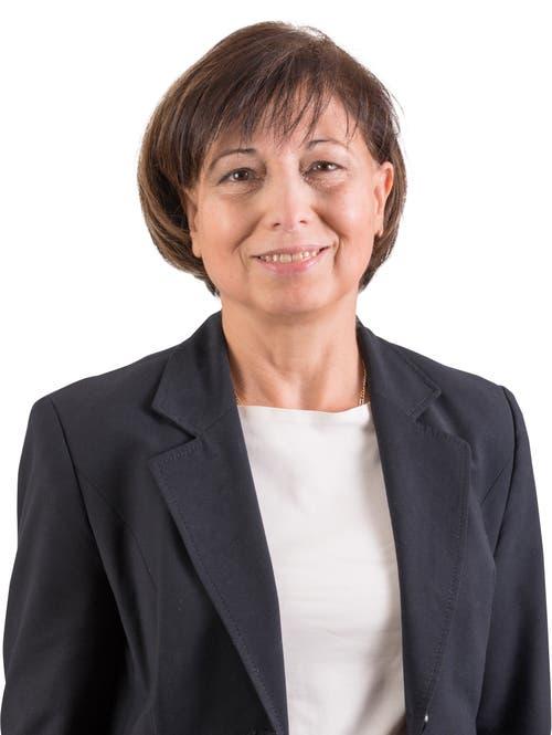 Marta Eschmann, 59, Emmen.