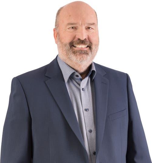 Markus Bucher-Erni, 58, Gunzwil.