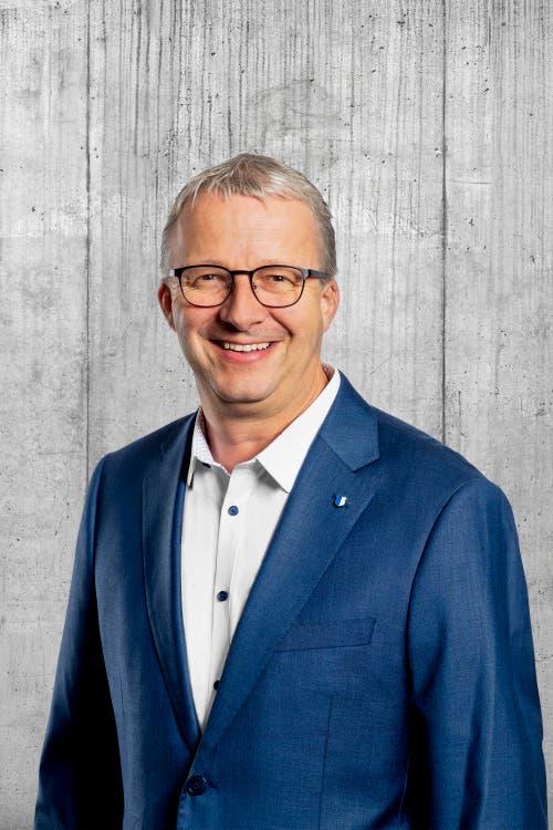 Franz Räber (bisher), 56, Emmenbrücke.
