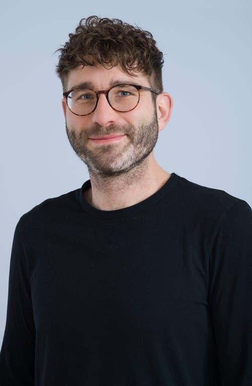 Martin Wyss, 35.