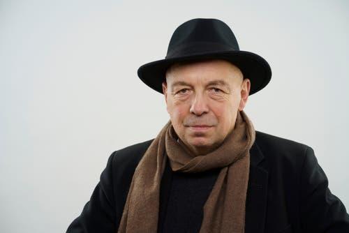 Hans Stutz, 67 (bisher).
