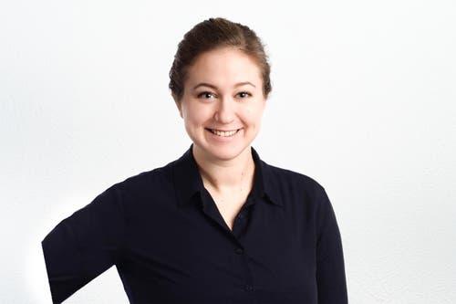 Amanda Bucheli, 22, Luzern.