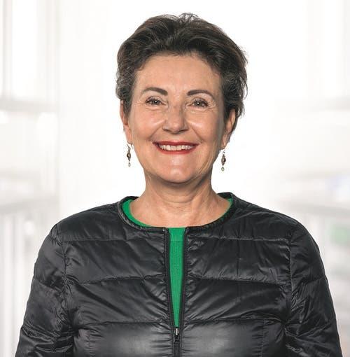 Ruth Rigert-Sticher, 60.