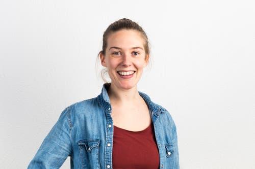 Jana Aregger, 26, Luzern.