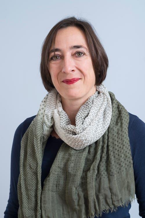 Judith Dörflinger Muff, 49.