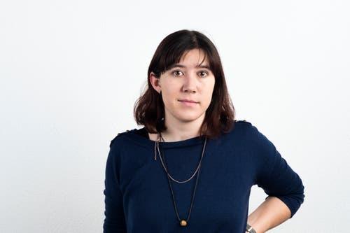 Sophie Willener, 22.