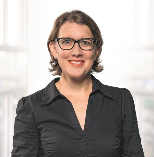 Bettina Buser, 40.