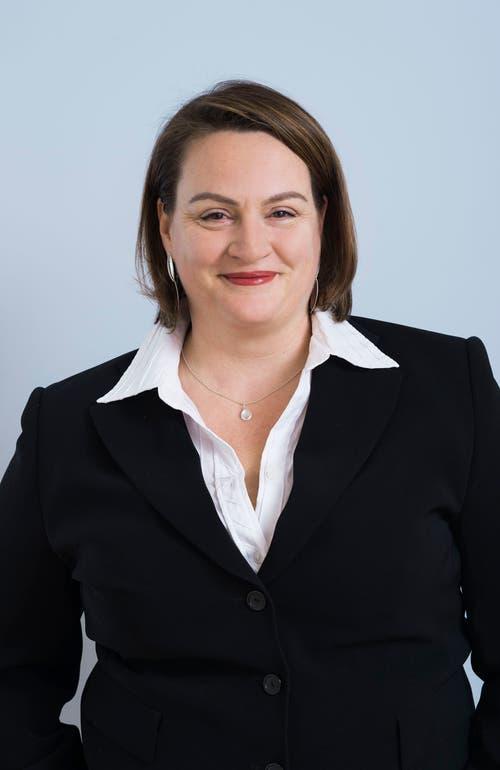 Brigitte Schwab, 45.