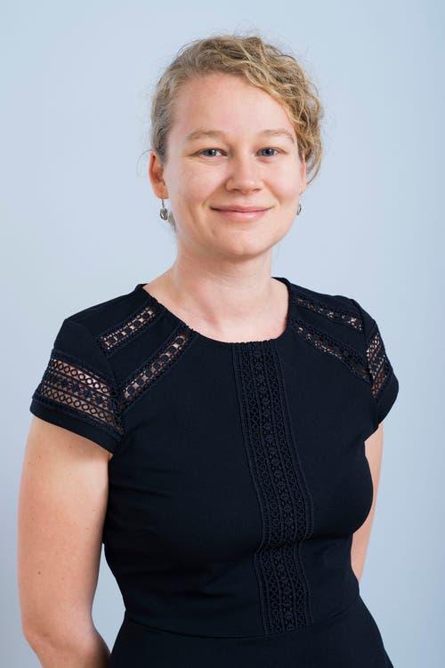 Lena Greber, 29.