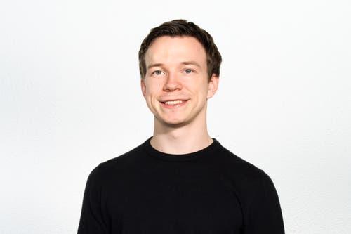 Cédric Dillier, 23, Schenkon.