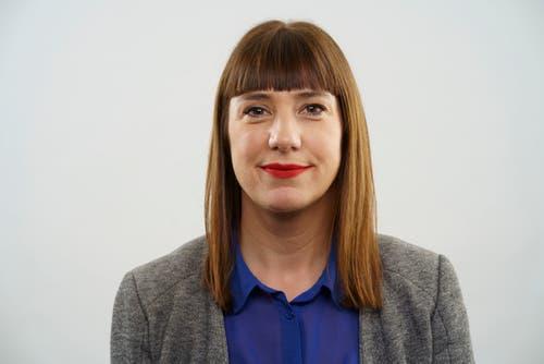 Nadja Bürgi, 45.