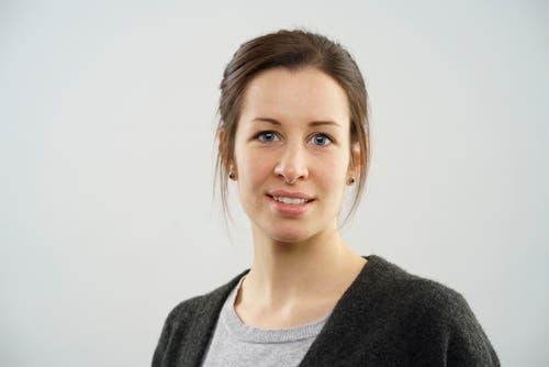 Vera Burtscher, 27.