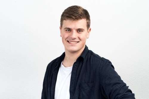 Jonas Heeb, 21, Horw.