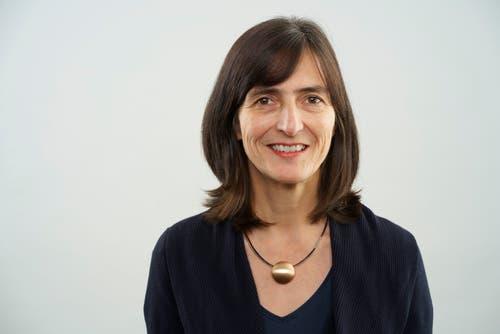 Sonja Kaufmann, 52.